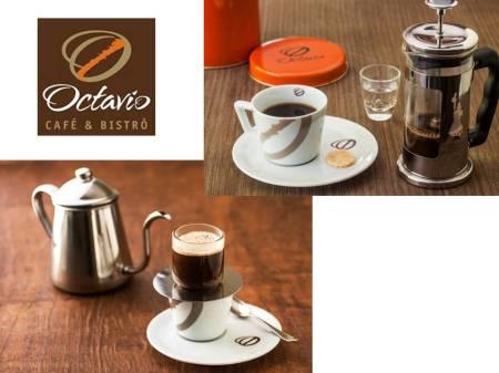 Café - Octavio Cafe e forma de preparos