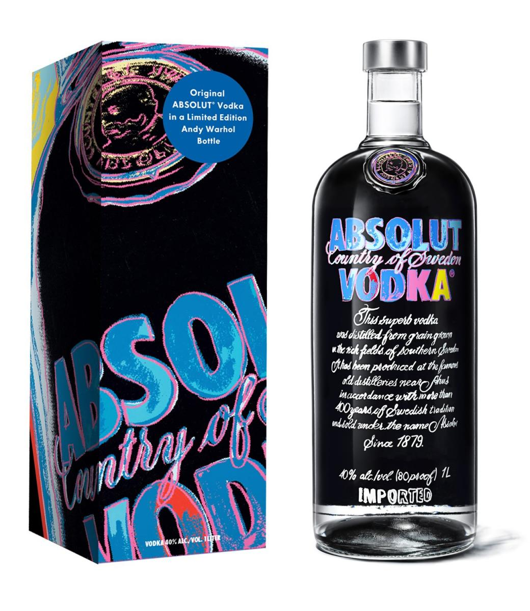 how to make absolut vodka